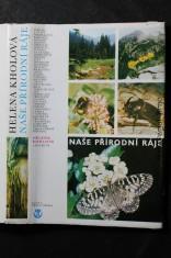 náhled knihy - Naše přírodní ráje