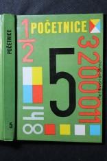 náhled knihy - Početnice pro pátý ročník