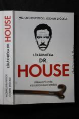 náhled knihy - Lékárnička dr. House : příbalový leták ke kultovnímu seriálu