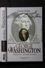 náhled knihy - George Washington : prezident u kolébky velmoci