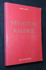 náhled knihy - Negativní kalorie