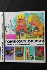 náhled knihy - Tomíkovy objevy