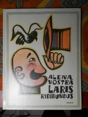 náhled knihy - Laris Ridibundus