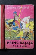 náhled knihy - Princ Bajaja a jiné pohádky