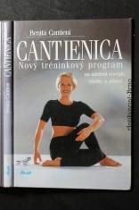 náhled knihy - Cantienica : nový tréninkový program na udržení energie, vitality a zdraví
