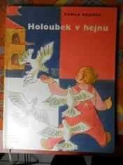 náhled knihy - Holoubek v hejnu