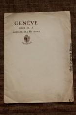 náhled knihy - Geneve. Siege de La Société des Nations