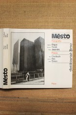 náhled knihy - Město : fotografie - poezie