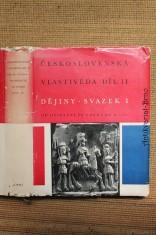 náhled knihy - Československá vlastivěda. Díl II. Dějiny. Sv. 1
