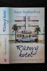 náhled knihy - Růžový hotel
