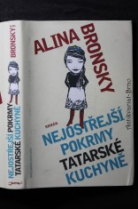 náhled knihy - Nejostřejší pokrmy tatarské kuchyně : román