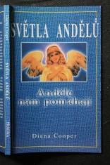 náhled knihy - Světla andělů : andělé nám pomáhají