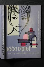 náhled knihy - Péče o pleť pro ženu v zaměstnání i v domácnosti