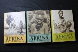 náhled knihy - Afrika snů a skutečnosti I, II, III.
