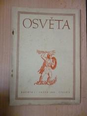 náhled knihy - Osvěta