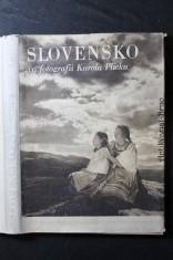 náhled knihy - Slovensko ve fotografii Karola Plicku