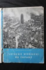 náhled knihy - Letecké vítězství na západě