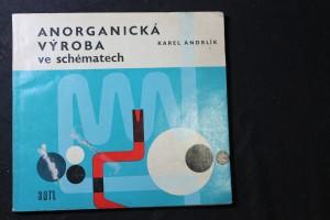 náhled knihy - Anorganická výroba ve schématech