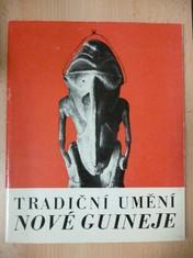 náhled knihy - Tradiční umění Nové Guineje