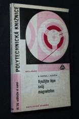 náhled knihy - Využijte lépe svůj magnetofon