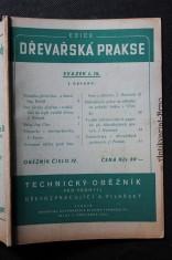 náhled knihy - Technický oběžník pro průmysl dřevozpracující a pilařský. Sv. 15