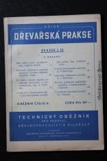 náhled knihy - Technický oběžník pro průmysl dřevozpracující a pilařský. Sv. 12
