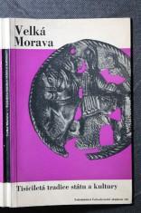 náhled knihy - Velká Morava : tisíciletá tradice státu a kultury