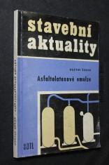 náhled knihy - Asfaltolatexové emulze
