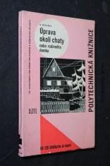 náhled knihy - Úprava okolí chaty nebo rodinného domku