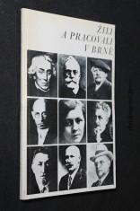 náhled knihy - Žili a pracovali v Brně