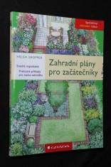 náhled knihy - Zahradní plány pro začátečníky : snadné napodobit : praktické příklady pro malou zahrádku