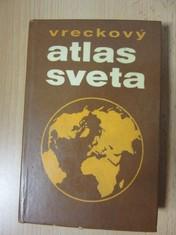 náhled knihy - Vreckový atlas sveta