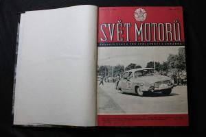 náhled knihy - Svět motorů - druhé pololetí 1961