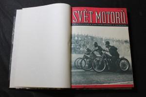náhled knihy - Svět motorů druhé pololetí 1962
