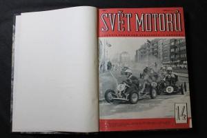 náhled knihy - Svět motorů druhé pololetí 1963