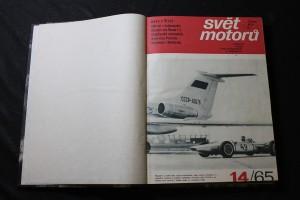 náhled knihy - Svět motorů druhé pololetí 1965