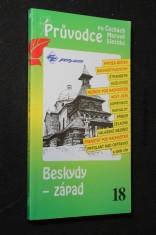 náhled knihy - Beskydy - západ