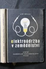 náhled knihy - Elektroúdržba v zemědělství