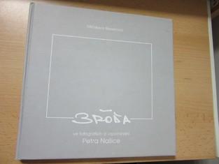 náhled knihy - Bróďa : ve fotografiích a vzpomínání Petra Našice