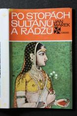 náhled knihy - Po stopách sultánů a rádžů