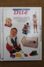 náhled knihy - Naše dítě : Od jednoho do tří roků