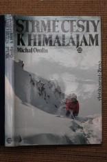 náhled knihy - Strmé cesty k Himalájam