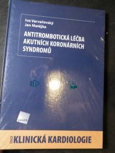 náhled knihy - Antitrombotická léčba akutních koronárních syndromů