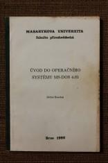 náhled knihy - Úvod do operačního systému MS-DOS 4. 01