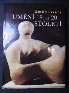 náhled knihy - Umění 19. a 20. století