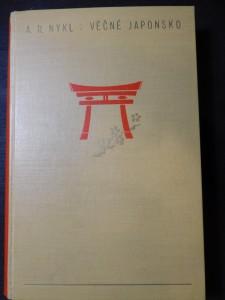 náhled knihy - Věčné Japonsko : cestopis