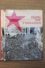 náhled knihy - Dějiny KSČ v obrazech