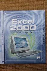 náhled knihy - Excel 2000 : příprava tabulek s použitím Microsoft Excel 2000 nebo Microsoft Office 2000