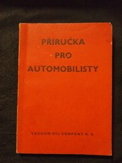 náhled knihy - Příručka pro automobilisty