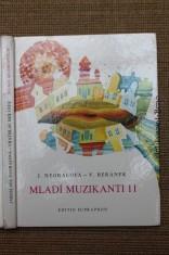 náhled knihy - Mladí muzikanti II : metodické poznámky prio učitele ke knížce o hudbě pro 2. ročník hudební nauky na lidových školách umění